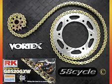 520 VORTEX Sprocket / RK Chain Kit - GSXR 600 750 1000