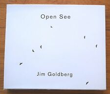SIGNED JIM GOLDBERG - OPEN SEE - 2009 1ST EDITION & 1ST PRINTING 4 VOLS IN CASE