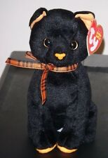 Ty Beanie Baby ~ SNEAKY the Halloween Black Cat ~ MINT with MINT TAGS ~ RETIRED