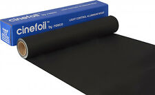 "Rosco Cinefoil - BlackWrap 12"" x 50ft Roll"