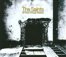 THE SAINTS All Times Through Paradise 4CD BRAND NEW Chris Bailey Ed Kuepper