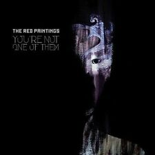 RED PAINTINGS-YOU`RE NOT ONE OF THEM CD NEW
