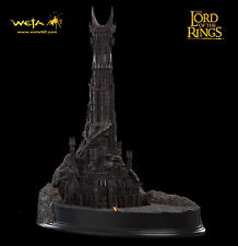 Tolkien Lord of the Rings Barad-dur Sauron WETA Sideshow MINT Awesome!!