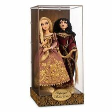Disney Store limited Edition Fairytale Designer 2015 Rapunzel & Gothel Dolls Set