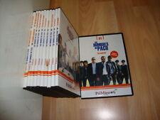 LOS HOMBRES DE PACO PRIMERA TEMPORADA CON 11 DISCOS EN DVD EN BUEN ESTADO