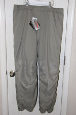 NWT GEN III PRIMALOFT EXTREME COLD WEATHER TROUSERS L7 MEDIUM REGULAR ECWCS