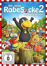 DER KLEINE RABE SOCKE 2-DAS GROßE RENNEN  DVD NEU