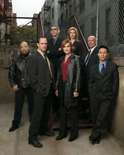 Law and Order : SVU [Cast] (15934) 8x10 Photo