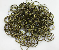 6mm bronze Jump Rings Open Connectors Jewelry Finding for making,300pcs!