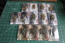 13 TANKS S7 KURSK TAKARA WTM 1/144 WW2 GERMAN RUSSIAN 10/12mm WARGAME