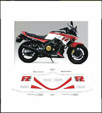 kit adesivi stickers compatibili fz 750 1987