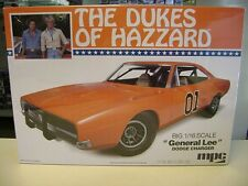 banned 2011 MPC 752 Dukes of Hazzard 1:16 SCALE GENERAL LEE 1969 CHARGER new