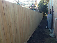 Treated Pine Paling Fence Package Hardwood Posts 1.95m finished 03 9852 4222