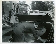 ALAIN DELON JANE FONDA  LES FELINS 1964 VINTAGE PHOTO ORIGINAL 5  RENE CLEMENT
