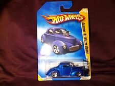 Hot Wheels 2009 New Models Custom 41 Willys Coupe
