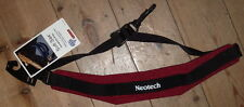SAXOPHONE SLING  Neotech  Soft SAX STRAP  Burgundy/ Wine Red