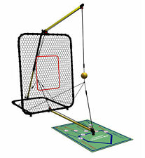 SwingAway Softball Jennie Finch Gold Medal Edition Fastpitch Hitting Trainer NEW