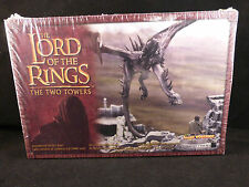 LOTR Ringwraith on Fell Beast + Frodo Model Metal Sealed Boxed Set