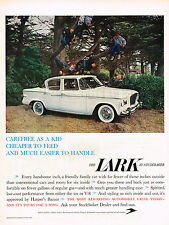 Vintage 1959 Magazine Ad Studebaker Lark The Most Rewarding Automobile Value