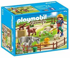 Playmobil Farm Animal Pen 6133