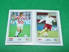 N°104 SIMIC 26 DAVID BECKHAM PANINI FOOTBALL GERMANY 2006 MINI-STICKERS