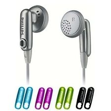 Philips SHE2610 In-Ear Headphones Mix & Match with 5 Sets Interchangeable Caps