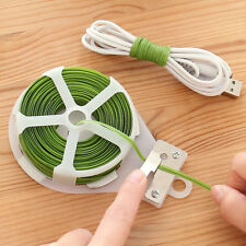 30m Metal Cable Line Cutter with Strapping Multifuncational Garden Wire Line