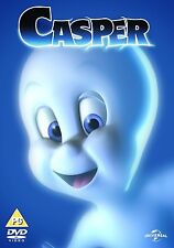 Casper Movie Live Action Movie DVD Christina Ricci Bill Pullman New UK Releas R2