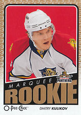 09/10 O-PEE-CHEE OPC ROOKIE RC #774 DMITRY KULIKOV PANTHERS *21603