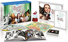 Wizard of Oz 75th Anniversary Limited Numbered Edition BluRay 3D + DVD Boxed Set