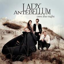 Own The Night von Lady Antebellum (2011), Neu OVP, CD