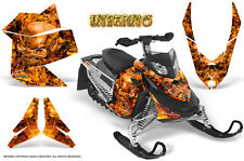 SKI-DOO REV XP SNOWMOBILE SLED GRAPHICS KIT WRAP CREATORX DECALS INFERNO O
