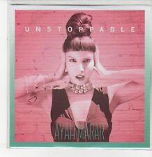 (DQ614) Ayah Marar, Unstoppable - DJ CD