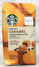 Starbucks Caramel Flavored Ground Coffee 11 oz