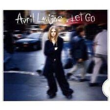 """Avril Lavigne """"Let Go"""" CD NUOVO"""