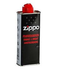 ZIPPO BENZIN 1 Flasche Inhalt 125 ml Grundpreis 2,04 € / 100 ml  NEU OVP