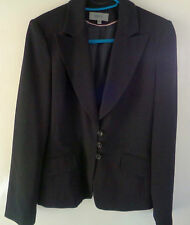 Marks and Spencer charcoal grey business style jacket - standard size 10