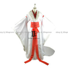 Natsume's Book of Friends Madara/Nyanko-sensei Kimono Uniform Cosplay Costume