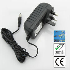 12V Western Digital WD TV Live Hub Media player replacement power supply adaptor