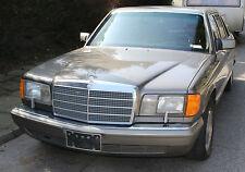 1986 Mercedes 560 SEL W126 W 126