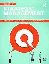 Strategic Management: The Challenge of Creating Value, Peter Fitzroy et al 2016