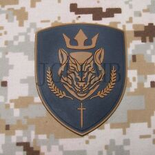Medal of Honor WARFIGHTER Russia SPETSNAZ ALFA GROUP 3D PVC Patch