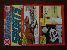Strange Sports #2 F/VF Dinosaurs