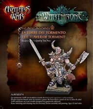 Avatars of War: Tower of Torment - AOW74 -Warhammer Character