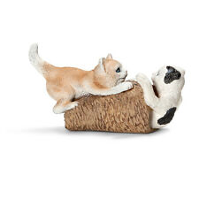 KITTENS playing by Schleich; 13723; toy/cat/kitten