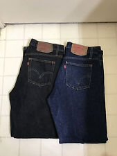 2 Pair of Levi's 501 Jeans Size 30 x 30 USA MADE VTG