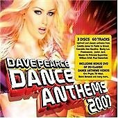 Dave Pearce Dance Anthems 2007 (2 X CD & DVD)