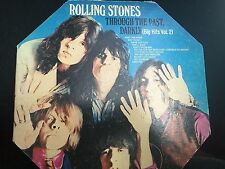 ROLLING STONES THROUGH THE PAST, DARKLY BIG HITS VOL 2 LP 1969 LONDON NPS-3