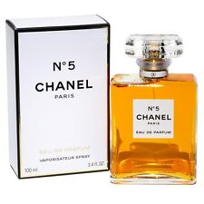 CHANEL NO 5 3.4 oz ( 100 ml ) Eau De Parfum SPRAY Women NEW IN BOX SEALED