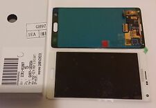 SAMSUNG GALAXY NOTE 4 N910F LCD TOUCH SCREEN DISPLAY FULL ORIGINAL GENUINE WHITE